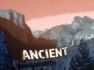 Ancient Yosemite