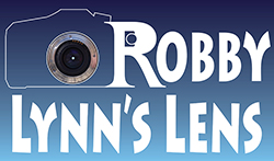 Robby Lynn's Lens logo